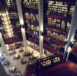 Thomas Fisher Rare Book Library, University of Toronto