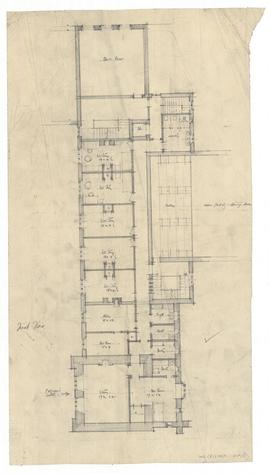 Third floor plan;