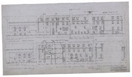 Elevations. - rev. 9 October 1937 (108)
