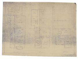 Floor Plans of 101 St George St, Toronto