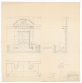 Elevations, plan section. - January 1989 (P1)
