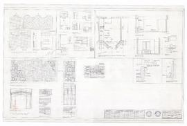 Room and ceiling layouts (A-16)