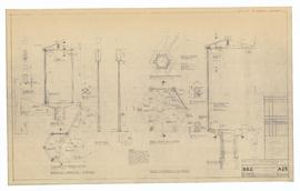 A25: Design for exterior lanterns. - 26 June 1961 (A25)