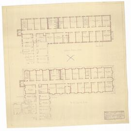Second Floor Plan, Third Floor Plan (2)