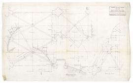 Diagrams of Vaulting. - November 1952 [pencil on tissue] (201)