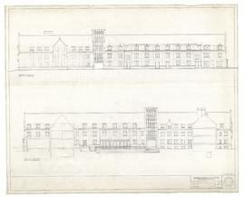 Cosgrave House, north and south elevations (2)