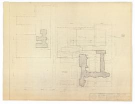 Preliminary site plan. - 26 February 1959