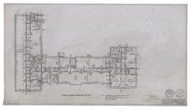 Third floor framing plan (S4)