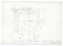 Base plan for landscaping layout. - 13 December 1962 (ALS.1)