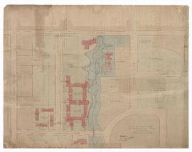 Plan of North Part of University of Toronto Property