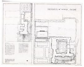 Master Site Plan of University of Toronto College