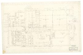 Basement plan - 29 August 1960