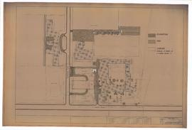 Site plan: parking
