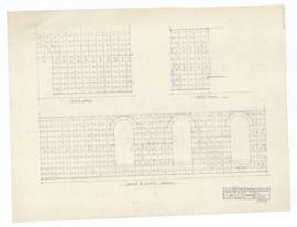 "Hall, N and S elevations. - scale 1/2"" = 1'-0"". - 24 November 1937"