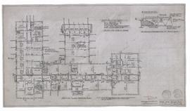 Second floor framing plan (S3)