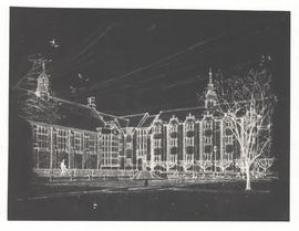 [NW corner of quadrangle]. - rev. 13 December 1961 (P904b)