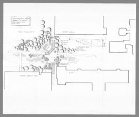 Preliminary drawing, Philosopher's Walk