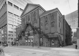 Massey Hall photo - YN-111-6