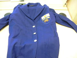 University of Toronto Blazer with crest