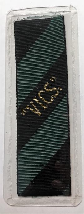 """VICS"" Ribbon"