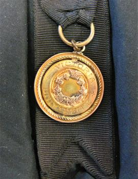 C.F. Logan's Oratory Medal, Faculty of Theology, Victoria University 1906