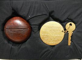 Key and medal