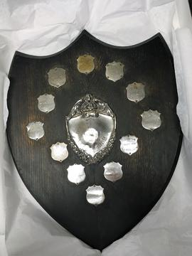 W.L.S (Women's Literary Society) Debating Trophy Presented by Class 1909.